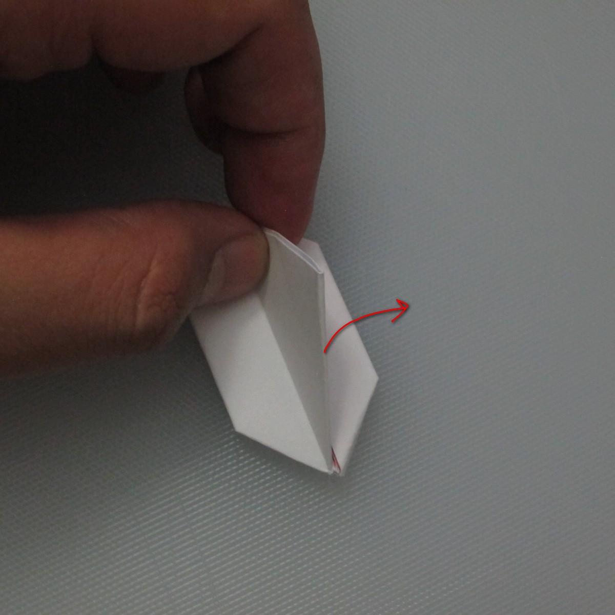 วิธีการพับกระดาษเป็นรูปกระต่าย 012