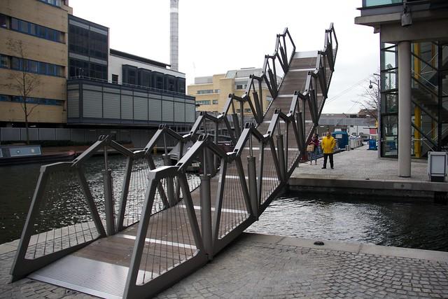 Rolling Bridge