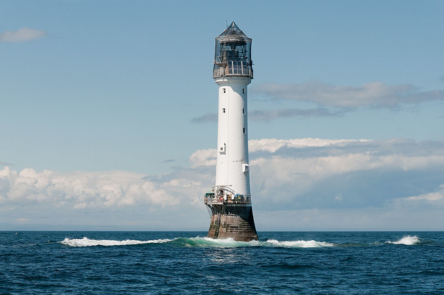 Flickr The Rock And Really Remote Lighthouses Of The