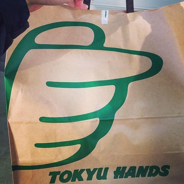 東急ハンズてお買い物(^-^) #tokyu#東急#東急ハンズ#tokyuhands