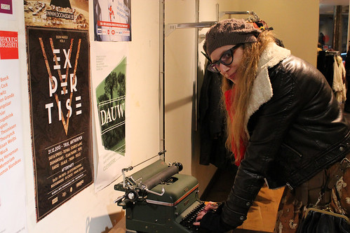 typewriter fun!