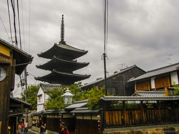Pagoda - Kioto