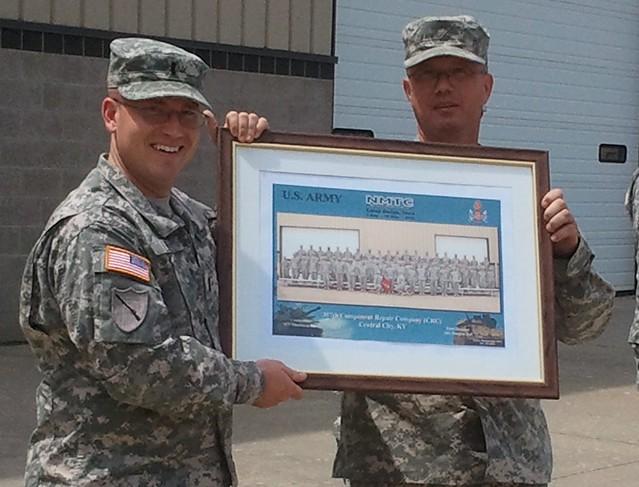 307th NMTC 2012 award