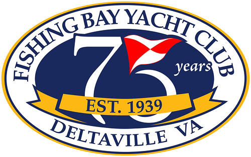 2014 Hampton One Design National Championship at Fishing Bay YC, Deltaville, VA