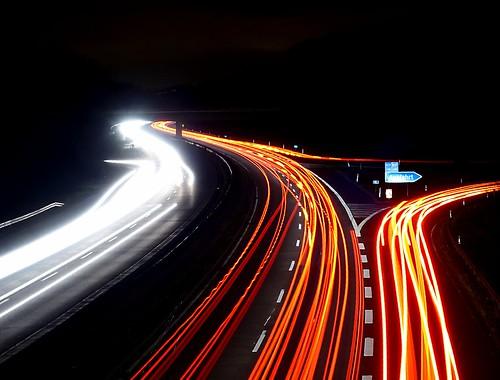 50 Sekunden  Autobahnanschlussstelle Alsdorf