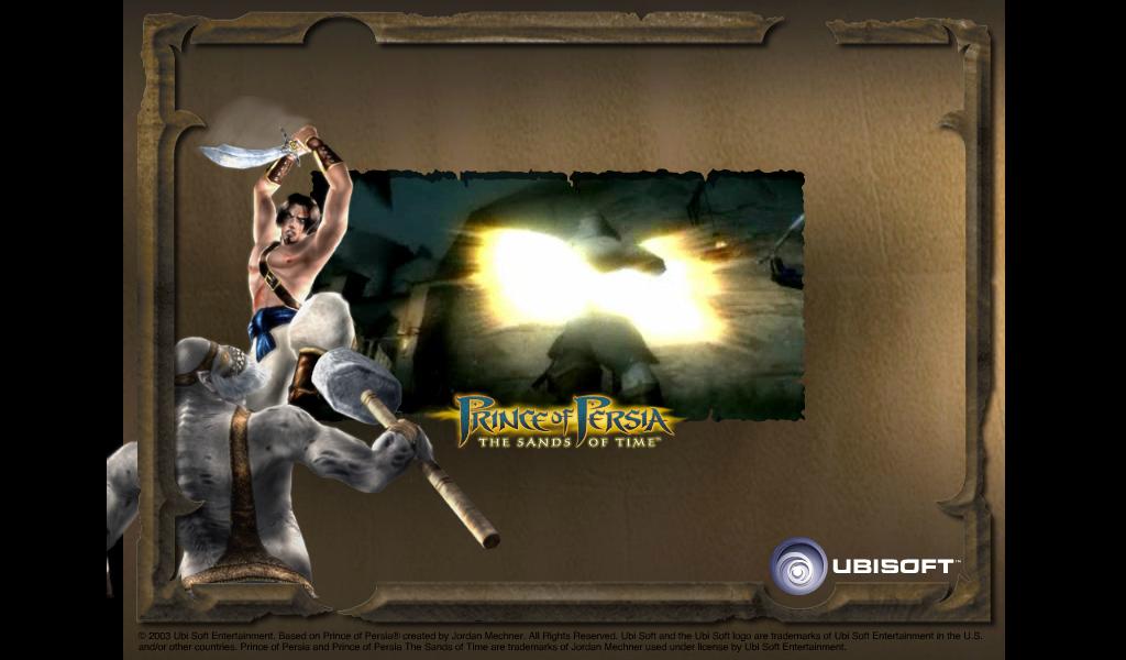 Screensaver - Prince of Persia The Sands of Time 11765413126_431989e548_o