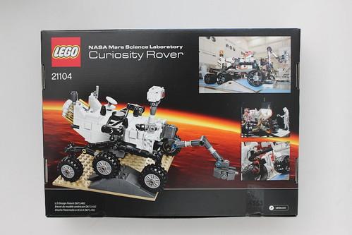 LEAKs レゴ クーソー NASA マーズ・サイエンス・ラボラトリー ...