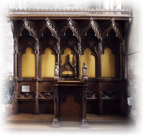 The Consistory Court Stalls