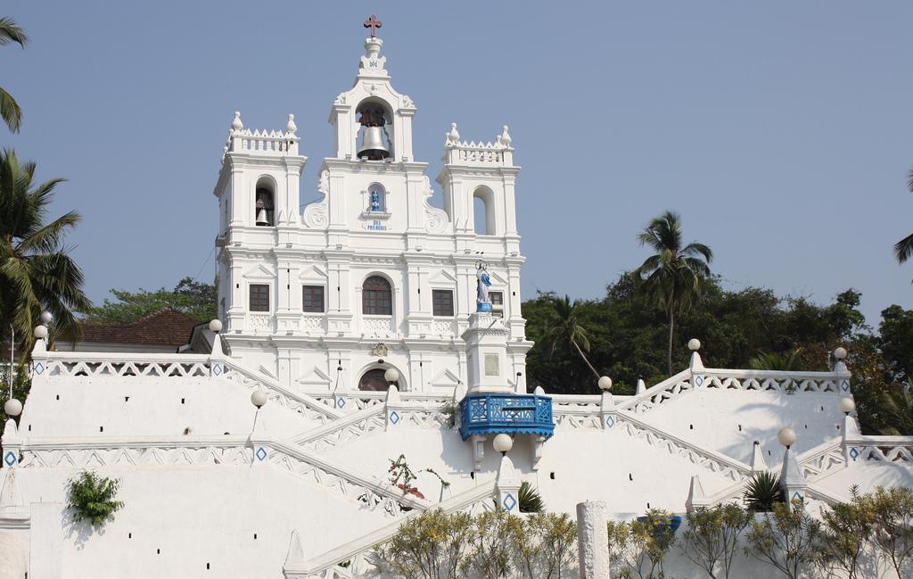 14. Iglesia de la Inmaculada Concepción, en Panaji. Goa. Autor, Dms_303