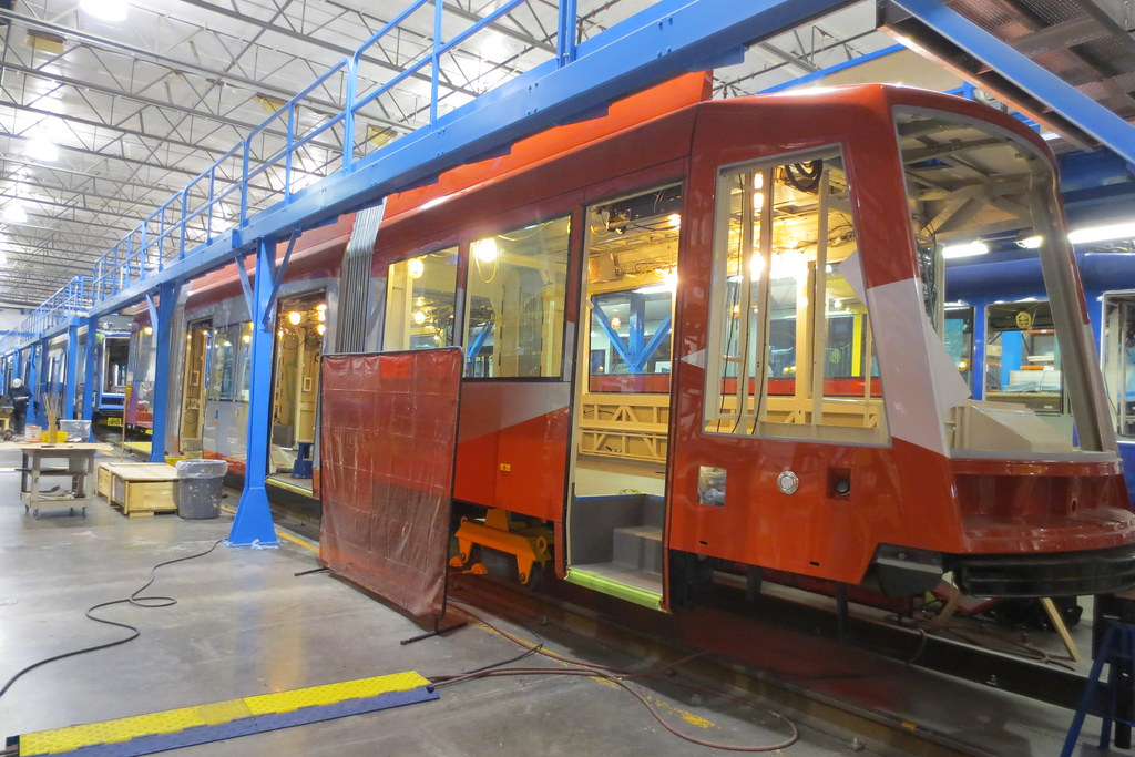 United Streetcar Vehicle #2