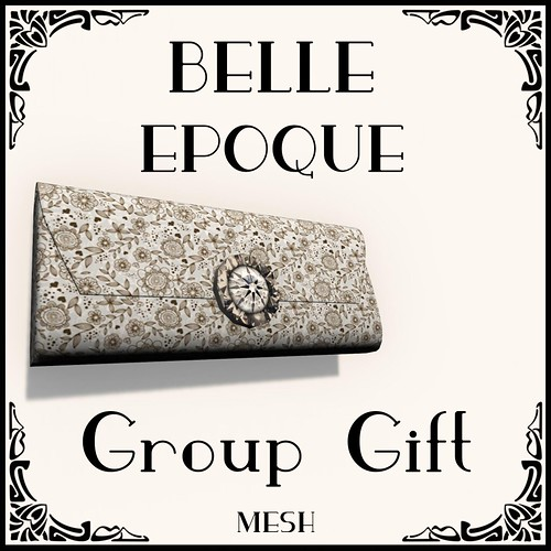 FabFree Designer of The Day – 2/4/14 – BELLE EPOQUE