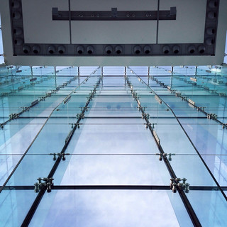 Museum Glass Wall
