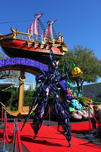 Festival of Fantasy parade preview at Walt Disney World