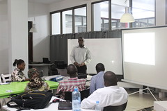 Kick starting open data community at Buni Hub