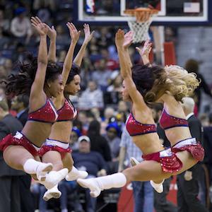Jak naprawdę wygląda mecz NBA?