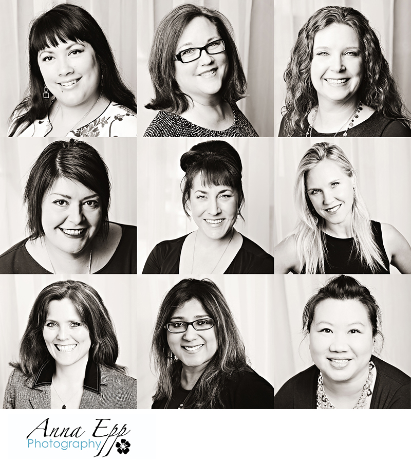Women in Biz Head Shots