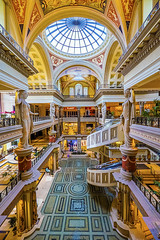 The Forum Shops at Caesars, Las Vegas, Nevada.
