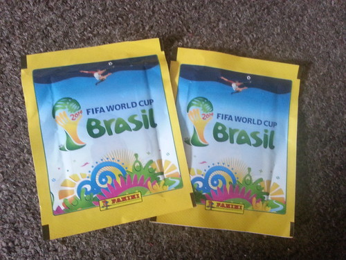 Fifa World Cup Stickers