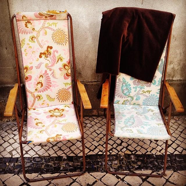 Feira que é feira tem cadeira!