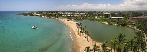 WWKW2014 Anaehoomalu Bay Panorama