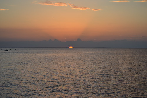 011 Lake Pontchartrain Sunset