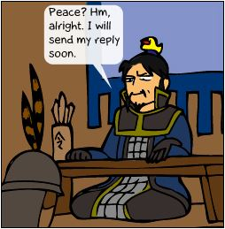cao cao governor comic