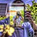 Windows-based ego trip in HDR by Niels J. Buus Madsen