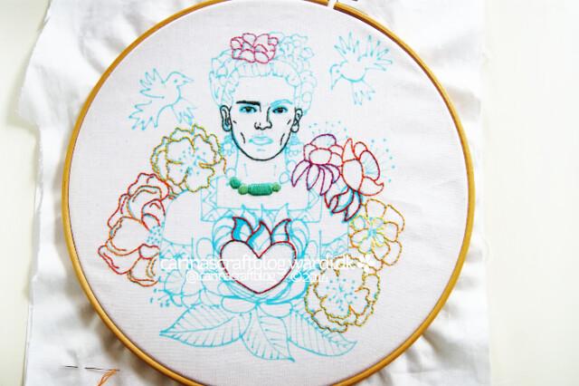 Frida-StitchWIP01