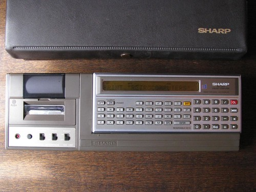 Sharp PC-1211 (1980)