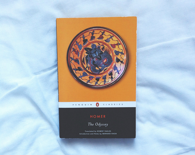 homer the odyssey book review lifestyle book blog uk vivatramp