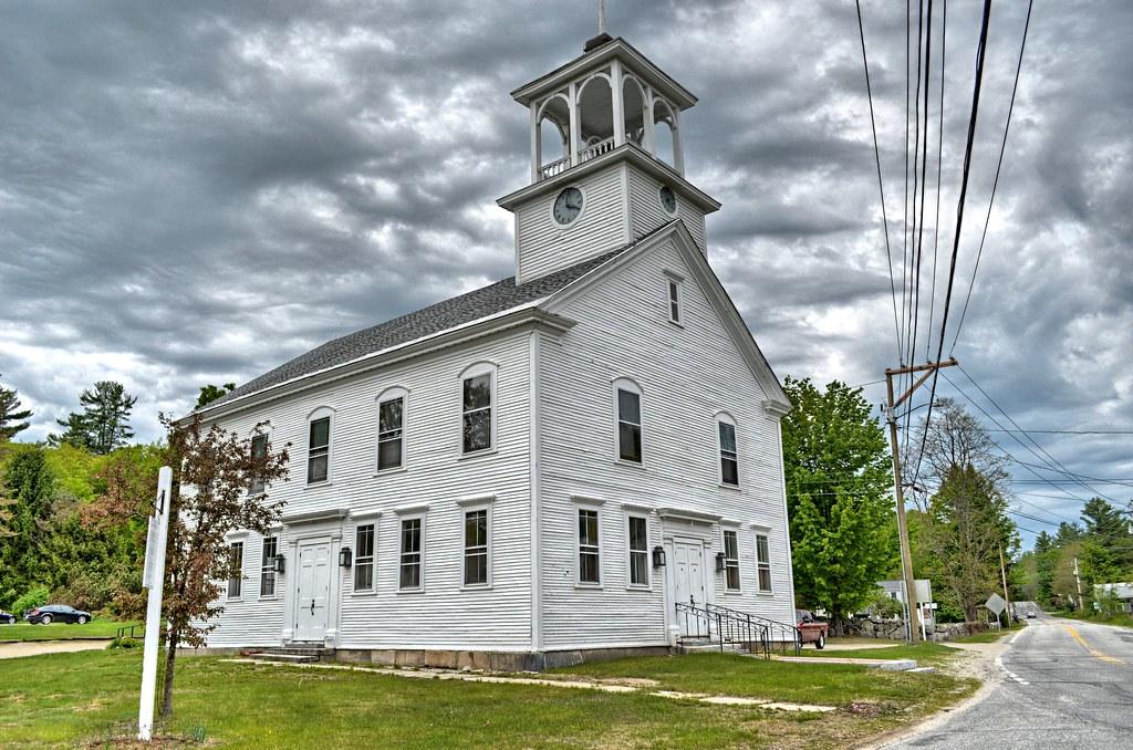 Free Will Baptist Church - North Sutton, NH