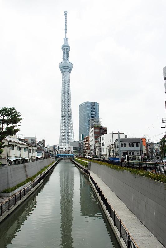 Tokyo Skytree 晴空塔 | 東京淺草
