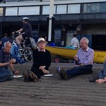 7 June, 2014 - 19:03 - BBQ and drinks