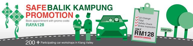 Carama Safe Balik Kampung Promotion