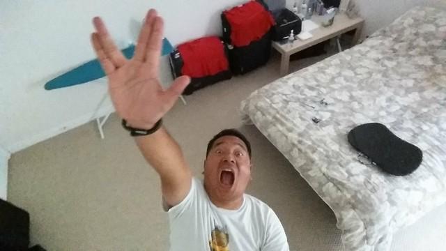 Monopad Selfie