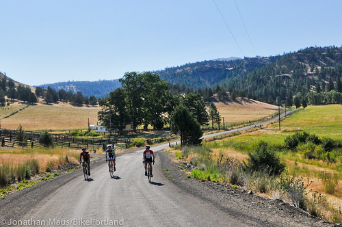 Treo Bike Ranch trip Day 2 - John Day River Valley-21