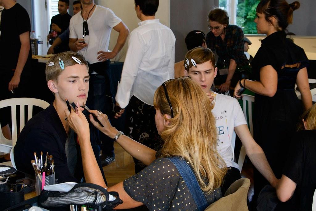 SS15 Paris Valentino416_Valerio Schmidt, Karlis Adlers(fashionising.com)