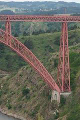 Viaduc de Garabit, detail