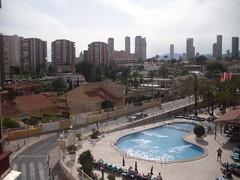Fabulosas vistas a Poniente y a la montaña de Benidorm.  Consulte precio a su inmobiliaria en Benidorm, Asegil www.inmobiliariabenidorm.com
