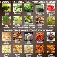 Foods That Will Make You Lose Weight