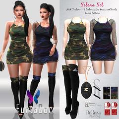 FurtaCor - Selena SET