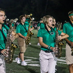 DF Band @ Df v WWood Halftime Show 9-23-16
