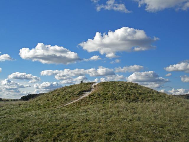 Stonehenge Burial Mound