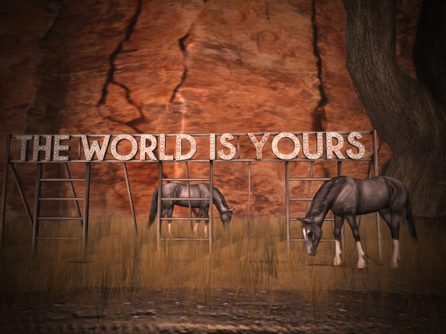 Scala Freakshow - The World Is Yours In Focus