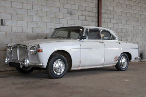 The $230 Rover P5 MKII Coupe