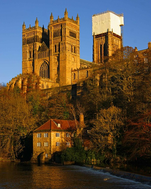 Durham Cathedral & Mill