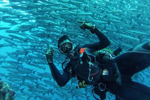 Underwater Maratua 1
