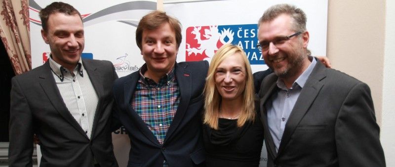 Český atletický svaz ocenil pořadatele největších běhů 2016