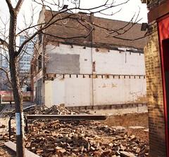 725 - 733 W. Randolph Demolition