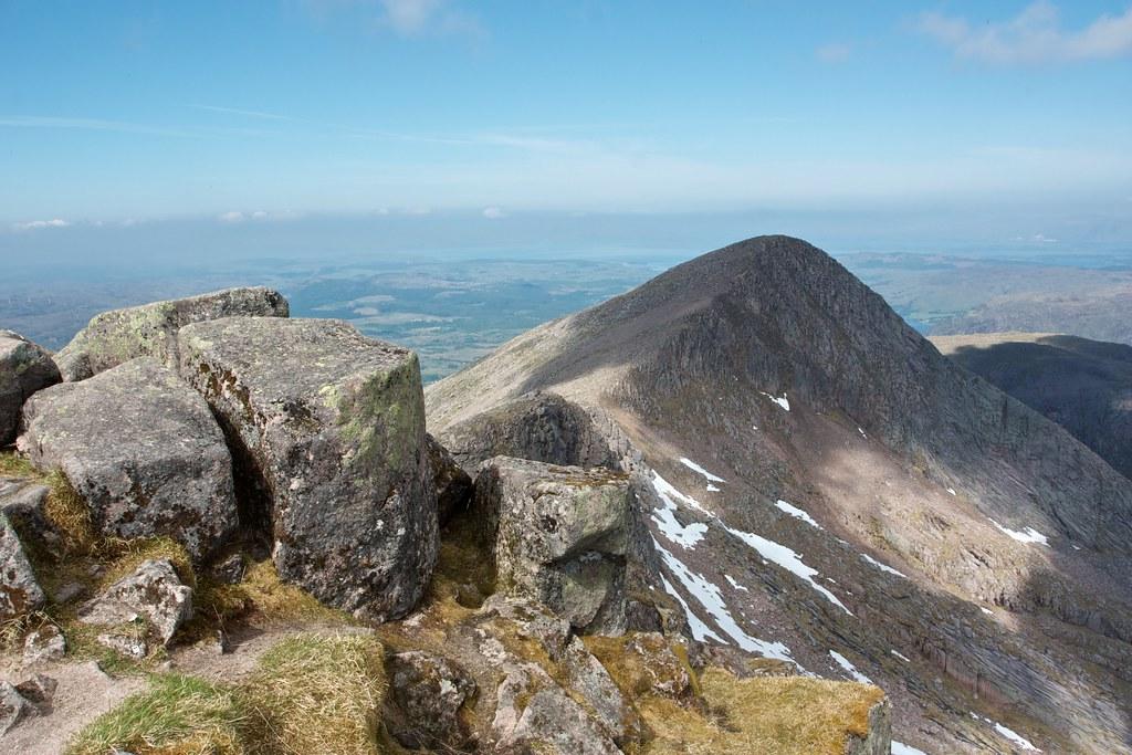 Taynuilt Peak from Ben Cruachan